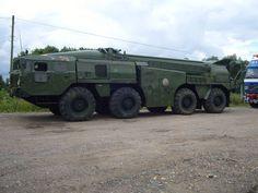 MAZ - Russian Army: