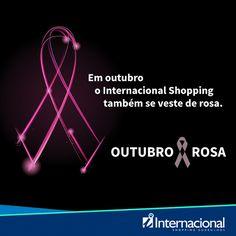 Internacional Shopping Guarulhos realiza campanha Outubro Rosa