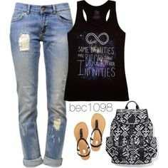 """""""Untitled #1054"""" by bec1098 on Polyvore"""