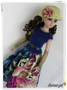 bena-pl-Clothes-for-Ellowyne-Wilde-Amber-Lizette-Prudence-16-OOAK-outfit. SOLD for $83.00 on 10/17/14