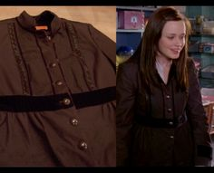 lorelai gilmore Clothes | Creator/Designer: Cynthia SteffeItem: Brown Coat