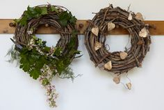 I love making wreaths for all occasions
