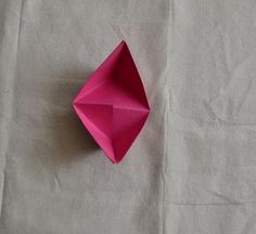Double Tetrahedron OrigamiInspired from the origami videos and 3d art, this wall art was made.