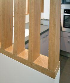 L clostra 1 Partition Design, Kit Homes, Room Deviders, Home Decor, Cheap Basement Ideas, Home Deco, Appartment Decor, Kitchen Wall Decor, Wooden Walls