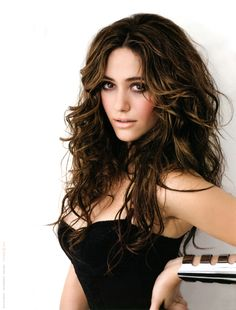Emmy Rossum as Anastasia Steele