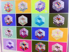 artisan des arts: Optical Illusions - grade 5/6