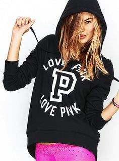 I wear a Victoria's Secret Pink® - Hoodie almost everyday in the winter