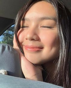 Image may contain: one or more people and closeup Your Smile, Make Me Smile, Filipina Actress, Very Funny Memes, Jungkook Cute, Pretty And Cute, Actresses, Image, Tao