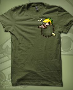 Pocket #Link By Harebrained