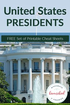 FREE Presidents Notebooking & Activities - If I Was President, History Activities, Teaching History, All Presidents, Us History, American History, How To Start Homeschooling, Jimmy Carter, Cheating