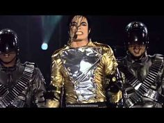 Michael Jackson - They Don't Care About Us - Live Munich 1997- Widescree...