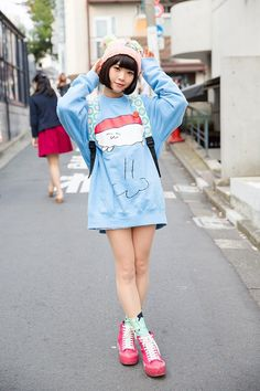 Get inspired. The street style we saw at Tokyo Fashion Week Fall 2015 will inject quirk and cool into your fall look.