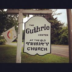 keeping folk tradition alive in Great Barrington MA #guthrie