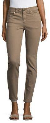 Comfortable! Rafaella Minimalistic Skinny Jeans #minimalist #outfitoftheday