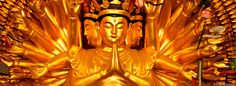 Buddhist Temple Facebook Covers