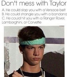 Haha and depending on wether he broke his arm recently he could smack you wit a cast.