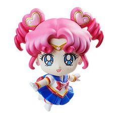 Bishoujo Senshi Sailor Moon Sailor Stars - Sailor Chibi Chibi Moon - Petit Chara! Series - Petit Chara! Bishoujo Senshi Sailor Moon Sailor Stars Hen (MegaHouse)