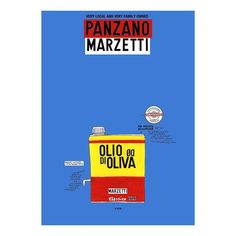 """Panzano Marzetti is a local olive oil from The Kitchen Series. Fonetically we are crazy about saying """"PanzanoMarzetti"""", over and over again. This and more dedicated heavily kitchen related art prints on brand new webshop www.thekitchenseries.com.  #thekitchenseries #art #graphics #graphicdesign #colorful #danish #danishdesign #artprint #archival #print #poster #kitchenposter #kitchenart #kitchen #oliveoil #olives #italian #kitchendesign #modernkitchen #kitchenware #kitchentools #food…"""