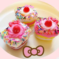 Hello Kitty Squishy Cake And Stand : 1000+ images about Squishys on Pinterest Kawaii, Rilakkuma and Hello kitty