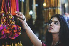 """Malavika"" by Richa Indian Photography, Fashion Photography, Lee Jordan, Katie Bell, Lavender Brown, Hindu Culture, Light Film, Female Character Inspiration, Malu"