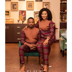 Style Inspiration for Custom Outfits Style Inspiration Couples African Outfits, African Dresses Men, African Clothing For Men, Latest African Fashion Dresses, Couple Outfits, African Print Fashion, African Attire, Fashion Prints, Girl Outfits