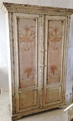 Versailles Armoire. Gorgeous.