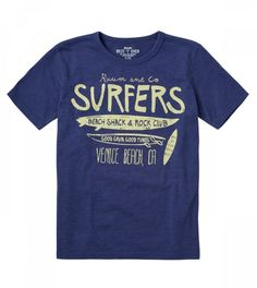 Surfers Beach Shack T