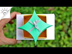 How To Make a Paper Box | DIY Gift Box | Origami - YouTube