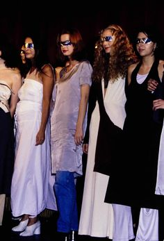 See the complete Maison Margiela Spring 1995 Ready-to-Wear collection.