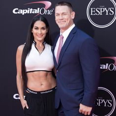 WWE Superstars hit the red carpet for the 2017 ESPY Awards