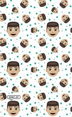 Cnco Richard, Just Pretend, Emoji Wallpaper, Memes Cnco, Unicorn Emoji, Crushes, Crybaby, Mary, Instagram