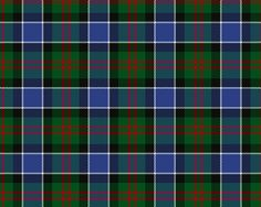 From the Scottish tartans World Register comes the 'John Patterson' pattern. pattern