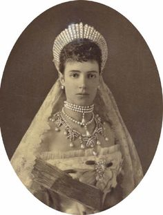 Maria Feodorovna (Dagmar of Denmark) - Wikipedia