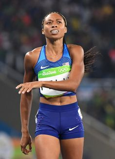 Allyson Felix won her 7th Olympic medal in #Rio2016  She has 4 gold & 3 silver incl relays  Congrats @allysonfelix