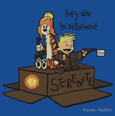 Calvin And Hobbes: Firefly Edition