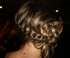 back of braid  Love this soo much!!