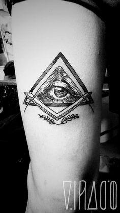 #Eye #Eyetattoo #Providence #Eyeofprovidence #Triangle #Triangletattoo #Compass #Compasstattoo #Set #Square #Leaves #Leg #Tattoo #Illustration #Tattooillustration #Eye #Dots #Dotwork #Dotsandlines #Dotsandlinestattoo #linework #lines #linetattoo #Engraving #Geometric #Geometrictattoo #Black #Blackwork #Blackink #ink #blackink  #Virago #Berlin https://www.facebook.com/laura.virago