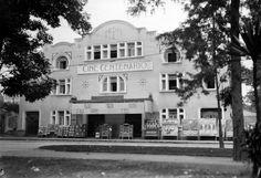 Cine Centenario, Coyoacán, 1929
