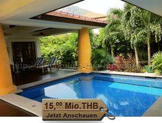 Atemberaubende Thai-balinesische Villa mit herrlichem Pool & Spa
