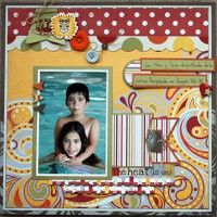 A Project by LUZMA from our Scrapbooking Gallery originally submitted 05/05/12 at 02:20 PM