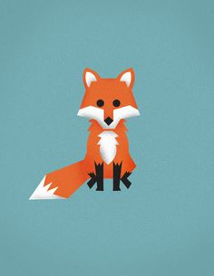 More Illustrations by Jacob Boie, via Behance