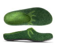 Felt Shoes, Lana, Austria, Slippers, Socks, Elegant, Gramm, Stabil, Feminine
