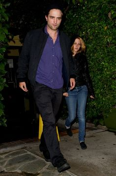 Robert Pattinson and Kristen Stewarts dinner date