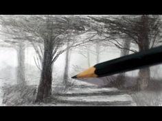 Como Sombrear con Lapiz: Como sombrear dibujos - YouTube
