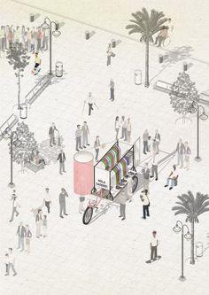 Galería de Estos son los 12 prototipos finalistas del concurso Santiago Humano y Resiliente - 8