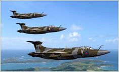 Military Jets, Military Aircraft, Blackburn Buccaneer, Airplane Fighter, Aircraft Design, Royal Navy, Fighter Jets, Aviation, Vehicles