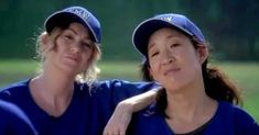 You are my person Meredith Grey and Cristina Yang ❤ Cristina Yang, Meredith E Cristina, Meredith And Christina, Greys Anatomy Couples, Greys Anatomy Facts, Grays Anatomy Tv, Meredith Grey, Lexie Grey, Dark And Twisty