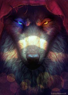 Eternal Saga. by YukkaWerewolf.deviantart.com on @DeviantArt