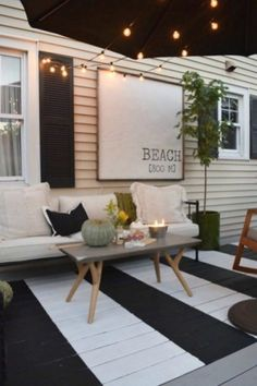 Friday favorites start with outdoor furniture and some sales! - nesting with grace Pergola Design, Patio Design, Pergola Patio, Pergola Kits, Pergola Ideas, Awning Patio, Deck With Pergola, Cheap Pergola, Small Backyard Decks