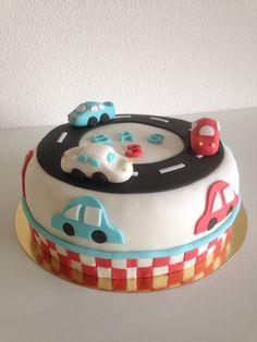 Auto taart